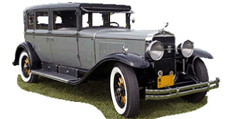 Rhinebeck Antique Car Show